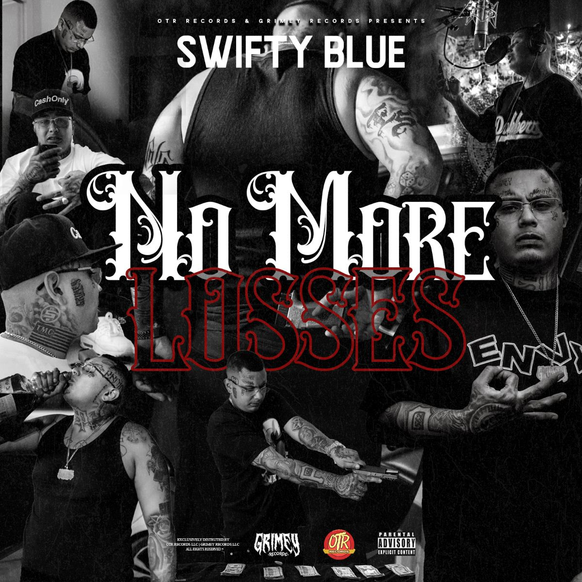 "Swifty Blue Releases ""No More Losses"" Project & New Visual ""Maybe I Shouldn't"""