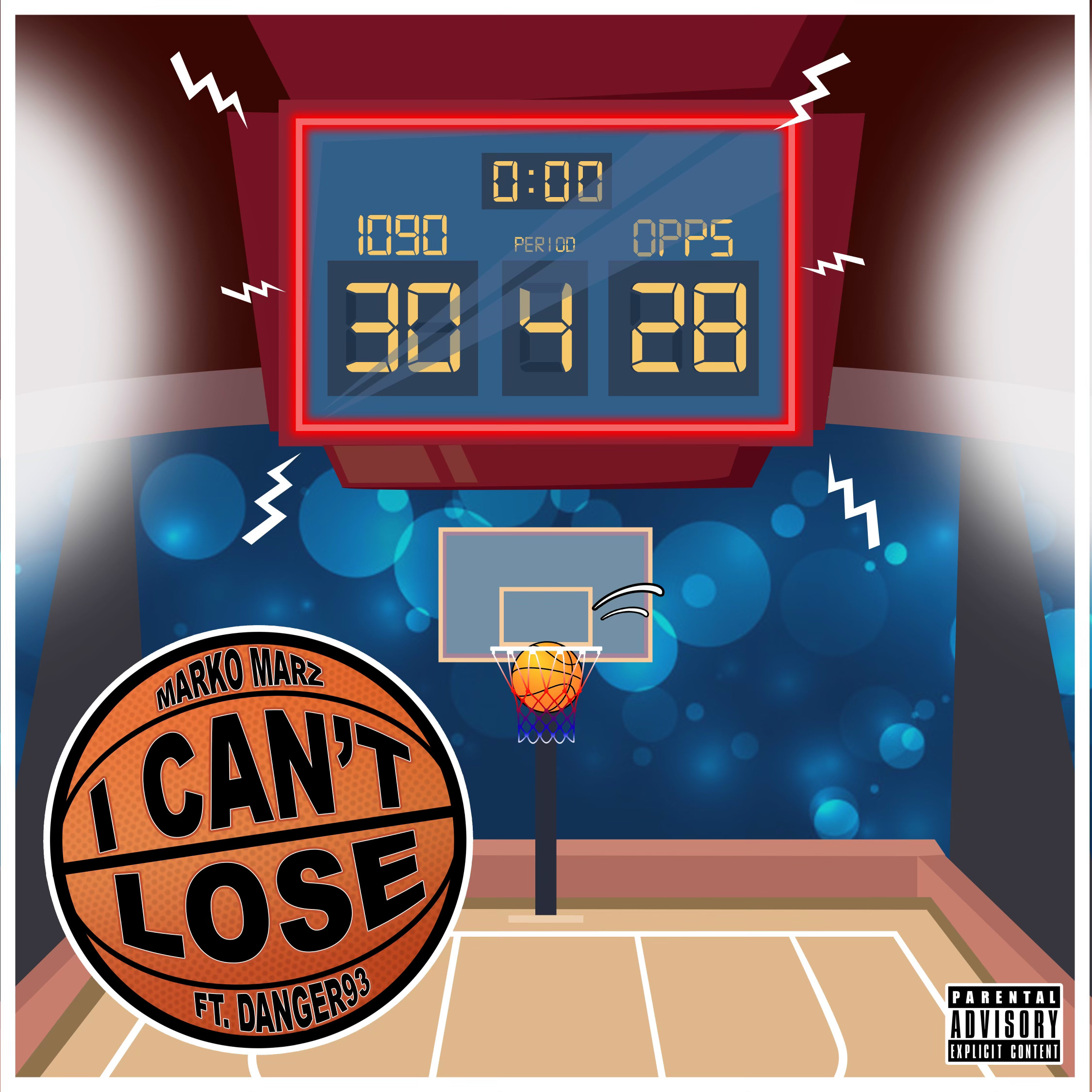 "Marko Marz Puts Number On The Board With ""I Can't Lose"""