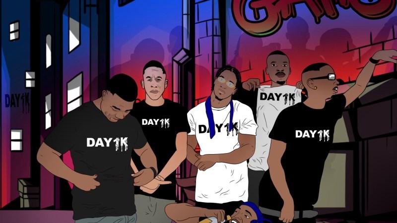 "Compton's Teeezy Releases ""Gang"""