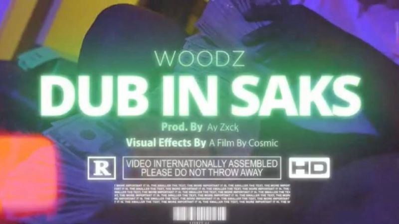 Woodz Returns With Smoked-Out 'Dub In Saks' Music Video