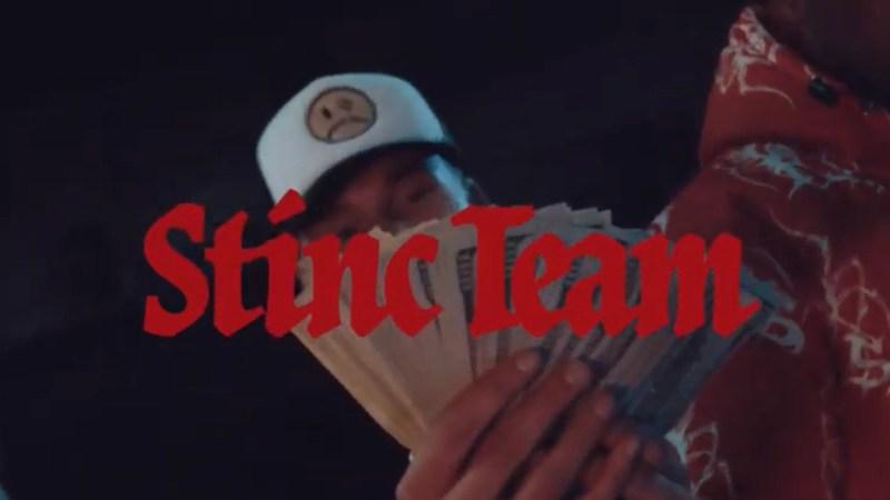 Damon Elbert Embraces Stinc Team Backing In 'World Watching' Music Video