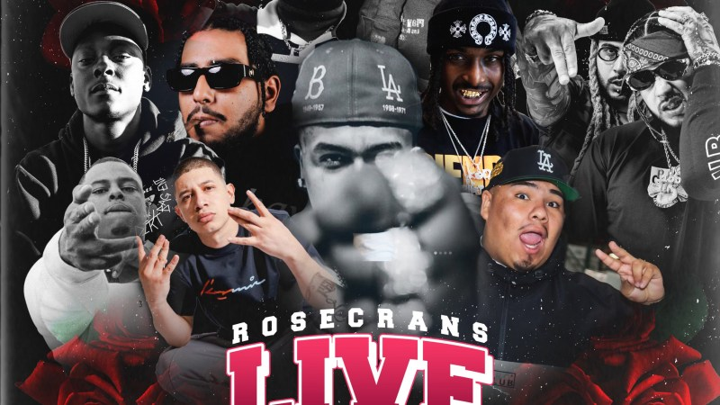 Rosecrans LIVE Featuring Bravo The Bagchaser, Cypress Moreno + More