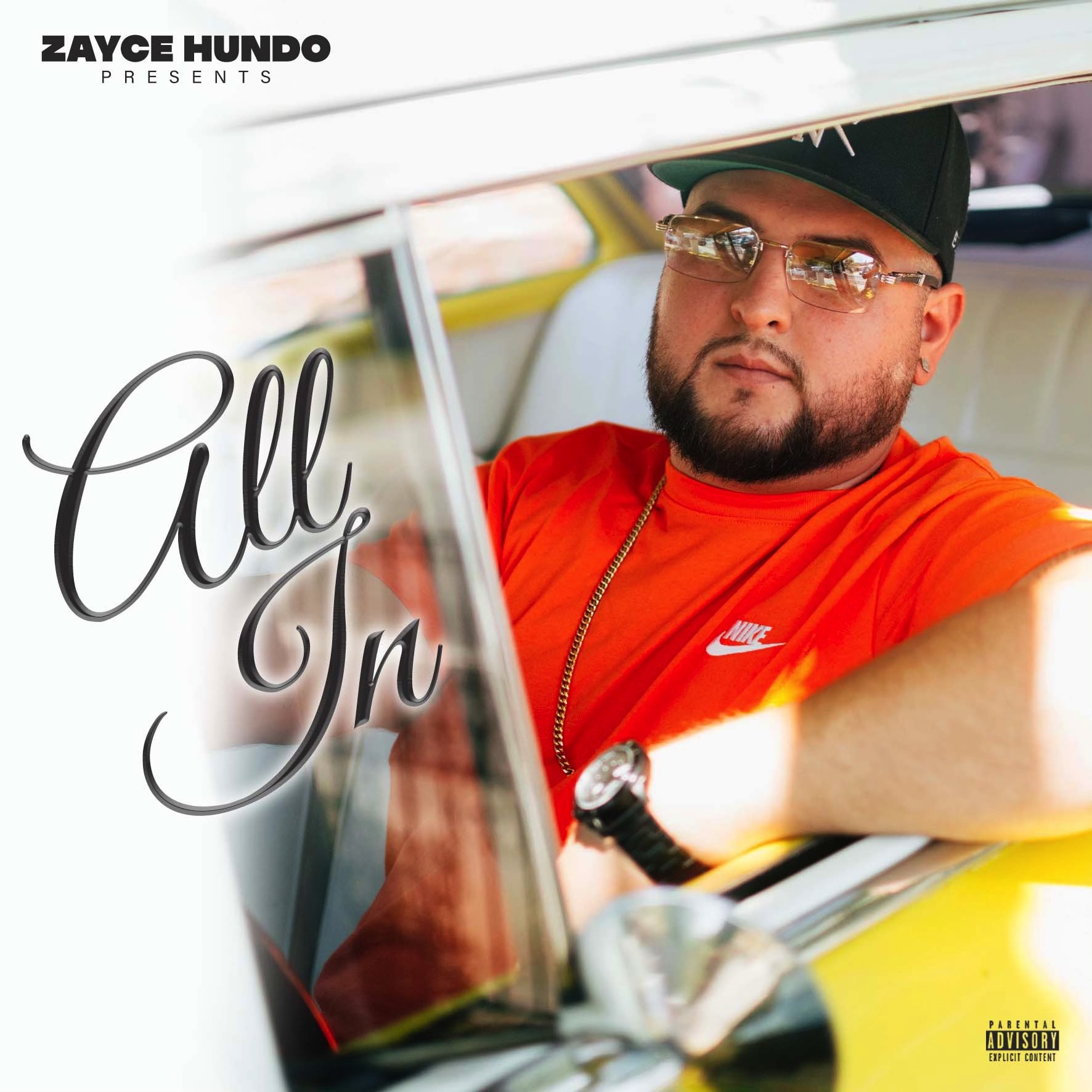"""Zayce Hundo Recruits The Best Talent From NC To CA on """"All In"""" EP"""