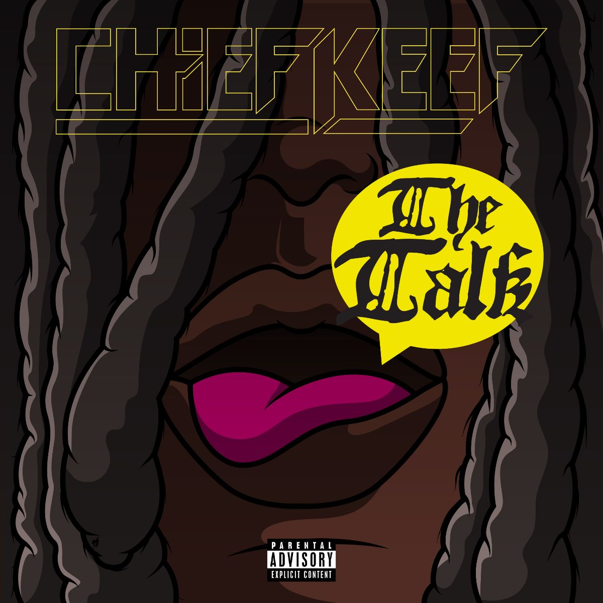 """CHIEF KEEF SHARES NEW SINGLE """"THE TALK"""" OUT NOW"""