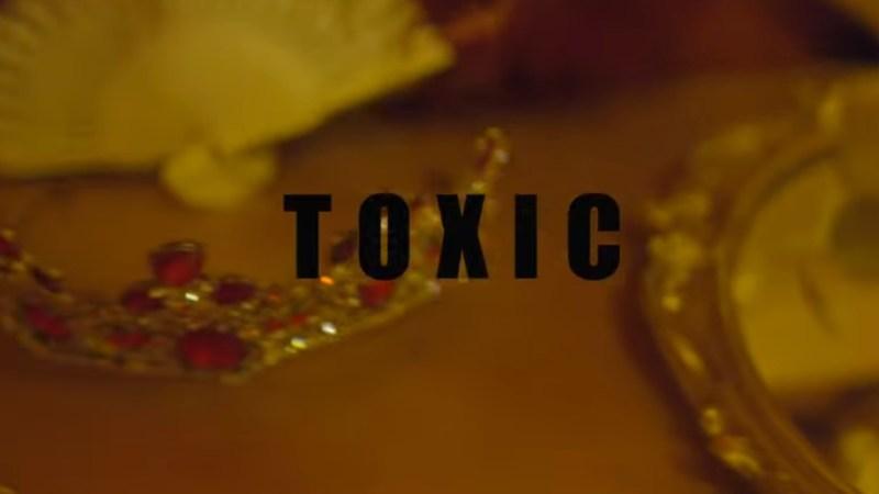 J-HAZE Breaks It Off With Sneaky Link In 'Toxic' Video