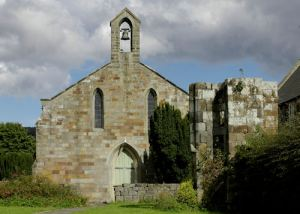 Rosedale Abbey Church and Priory Tower