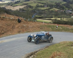 Rosedale, Flying Scotsman Rally, 1927 Frazer Nash Sports