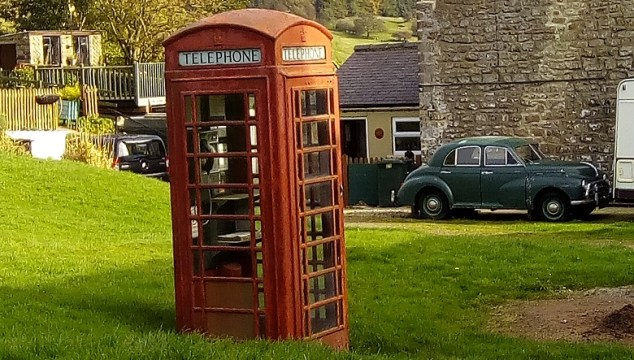 Telephone Box Rosedale East