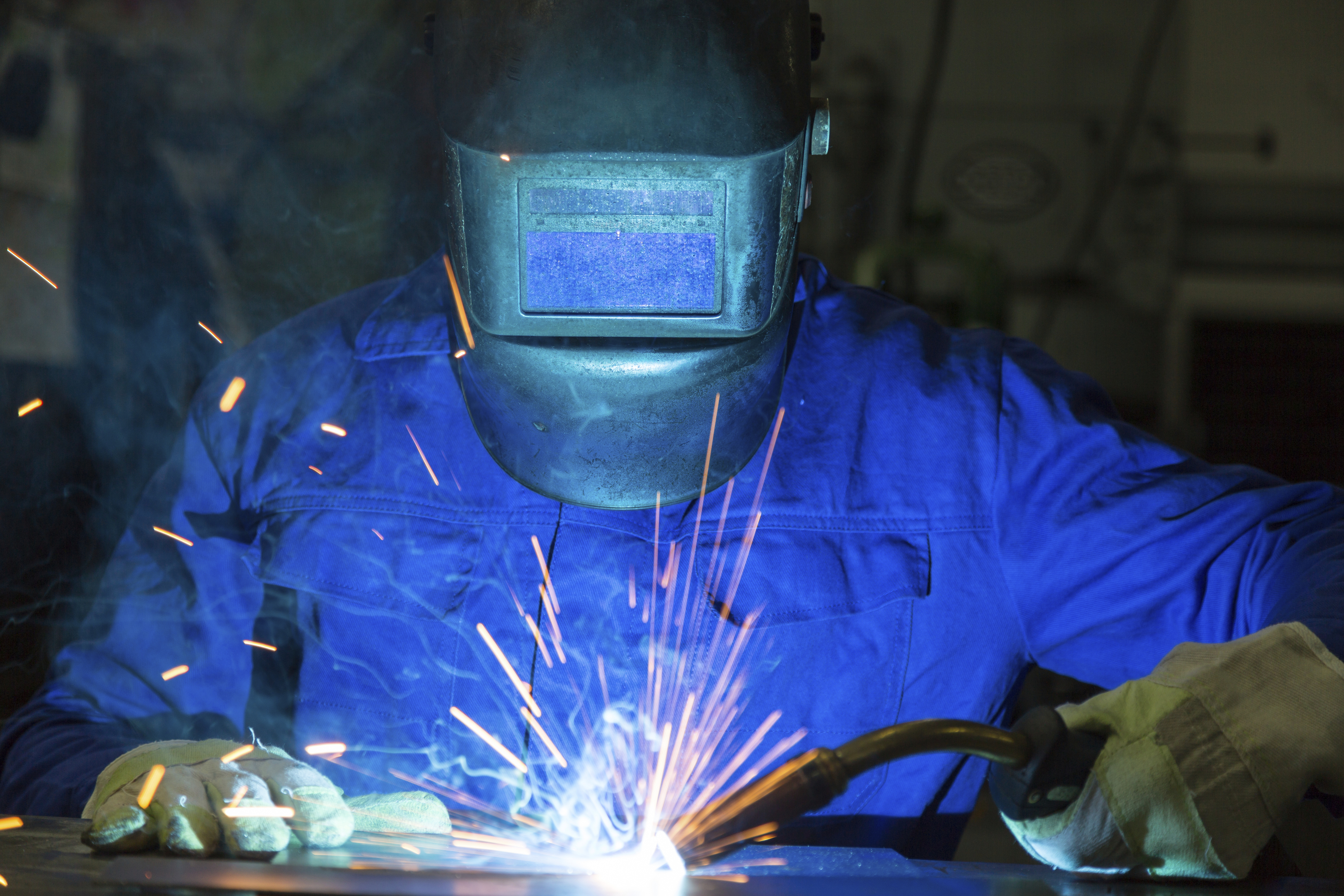 Job Outlook For Welders Start Your Welding Career Today Rosedale Technical College