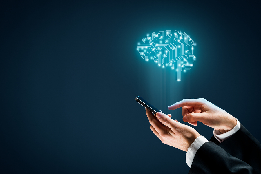 New on the portfolio: an article on AI and mobile devices