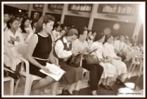 Seminar at the Siena Hall, Siena College Q C