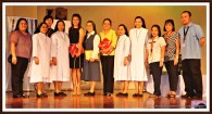 Speakers with sisters and guidance department
