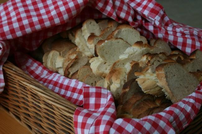 Feines Brot zum Brunch oder Apéro