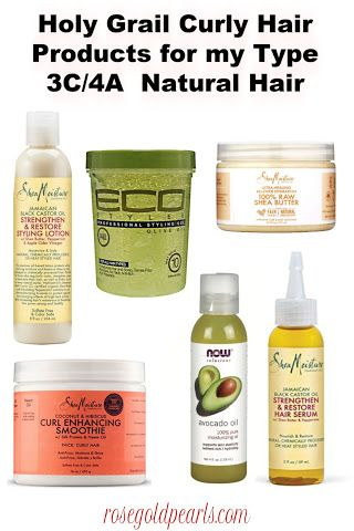 The Best Curl Defining Natural Hair Products For Type 3c 4a Hair
