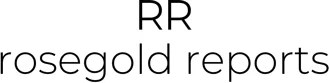 Rosegold Reports logo