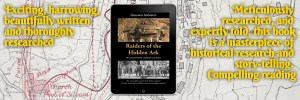 Read more about the article Raiders of the Hidden Ark by Graham Addison review