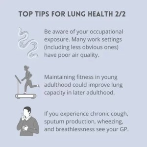 top tips for lung health 2