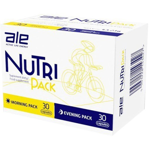 ALE Active Life Energy NutriPack Kapseln 60 Stueck 30 Stueck 30 Stueck