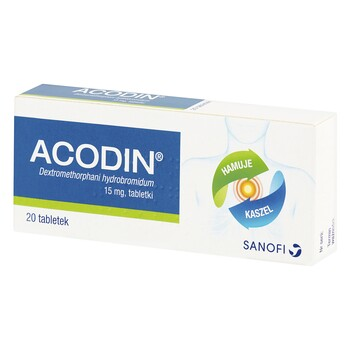 Acodin 15 mg Tabletten 20 Stück