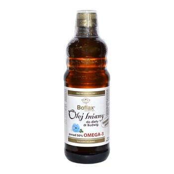Boflax Leinöl, Dr. Budwig, 500 ml