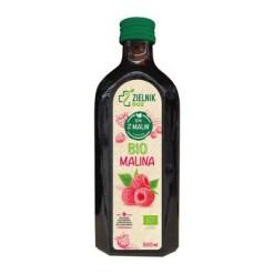 DOZ BIO Himbeere, Saft, 500 ml