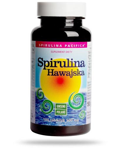 Hawaiian Spirulina 500 mg Kapseln 100 Stueck