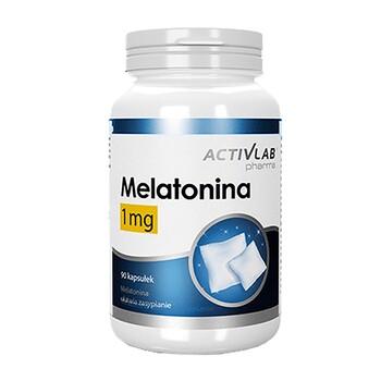 Melatonin 1 mg Kapseln 90 Stück