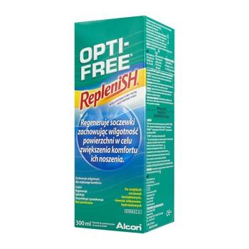 Opti Free Replenish Linsendesinfektionsloesung 300 ml