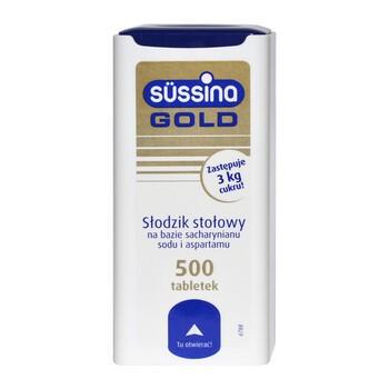 Sussina Gold Suessstoff Tabletten 500 Stk.