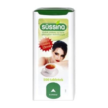 Sussina Stevia Suessstoff Tabletten 500 Stk.