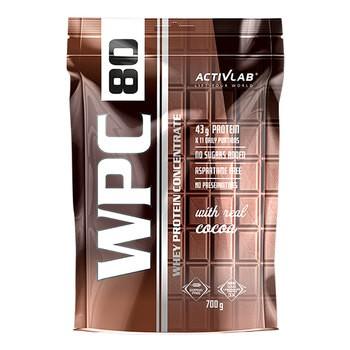 WPC 80 Standard Milchschokoladengeschmack Pulver 700 g 1