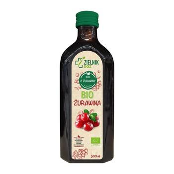 ZIELNIK DOZ BIO Rote Bete, Saft, 500 ml