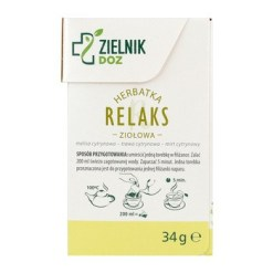 ZIELNIK DOZ Kraeutertee Relax 17 g 20 Stk.3