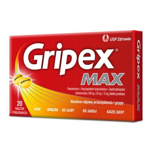 grpiex max 1