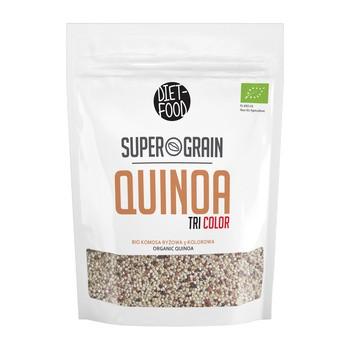 Diät Food, Bio Quinoa - Tricolor Quinoa, 400 g
