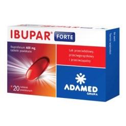 Ibupar forte, 400 mg, Filmtabletten, 20 Stück