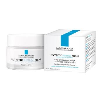 La Roche-Posay Nutritic Intense Riche, intensive nährende und regenerierende Pflege, 50 ml