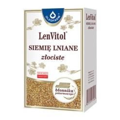 Leinsamen, golden, 250 g