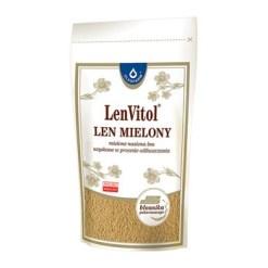 LenVitol, gemahlener Flachs, entfettet, 450 g (Oleofarm)