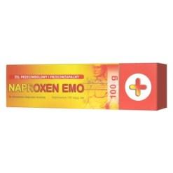 Naproxen Emo, 100 mg g, Gel, 100 g