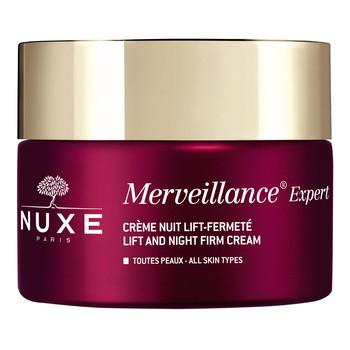 Nuxe Merveillance, Lifting- und Straffungscreme für sichtbare Falten in der Nacht, 50 ml
