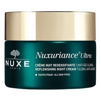 Nuxe Nuxuriance Ultra, eine umfassende Anti-Aging-Creme, die die Hautdichte für die Nacht wiederherstellt, 50 ml