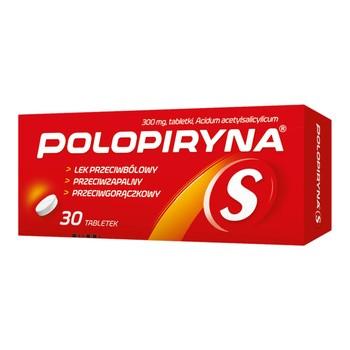 Polopiryna S, 300 mg, Tabletten, 30 Stück