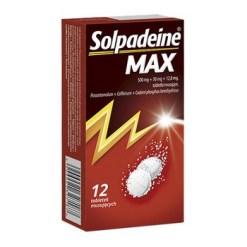 Solpadeine Max, Brausetabletten, 12 Stück