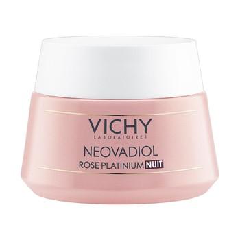 Vichy Neovadiol Rose Platinum, revitalisierende und straffende Nachtcreme, 50 ml
