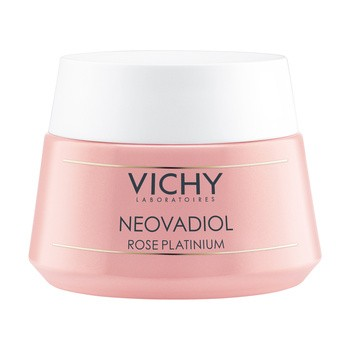Vichy Neovadiol Rose Platinum, stärkende und revitalisierende Rosencreme, 50 ml