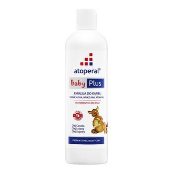 Aoperal Baby Plus, Badeemulsion, 400 ml
