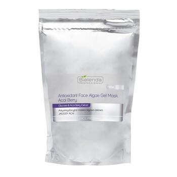 Bielenda Professional, antioxidative Algen-Gel-Maske, Acai-Beeren, 190 g