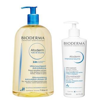 Bioderma Atoderm Set