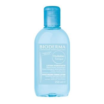 Bioderma Hydrabio Tonique, Feuchtigkeitsspendender Toner für feuchtigkeitsarme Haut, 250 ml